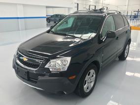 Chevrolet Captiva 2.4 Ls Piel Quemacocos Aut 4 Cil Impecable