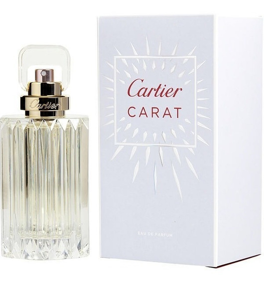 Perfume Carat Cartier Eau De Parfum - Feminino 100ml Lacrado