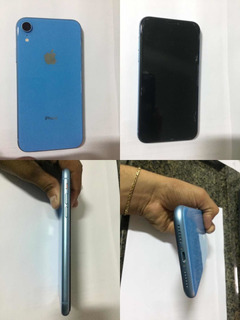 iPhone Xr 64g Azul