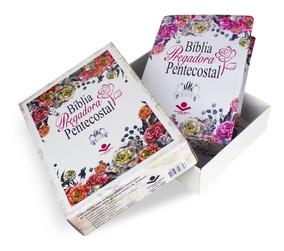 Bíblia Pregadora Pentecostal + Caixa + Capa De Brinde