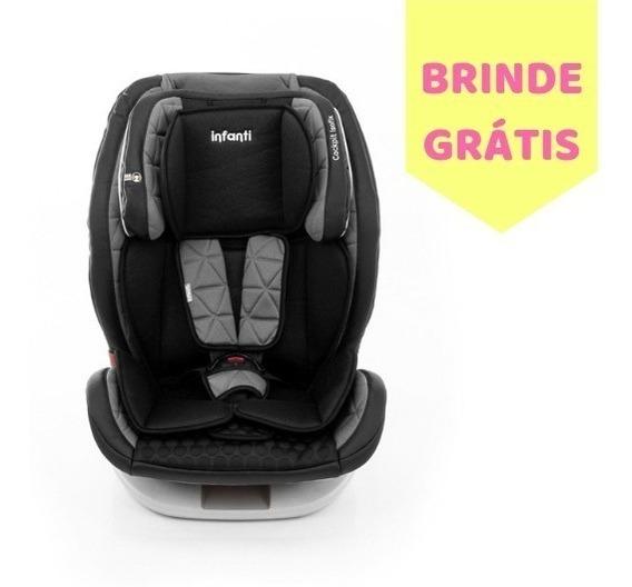 Cadeira Auto Reclina Cockpit Isofix Grafito 9-36kg Infanti