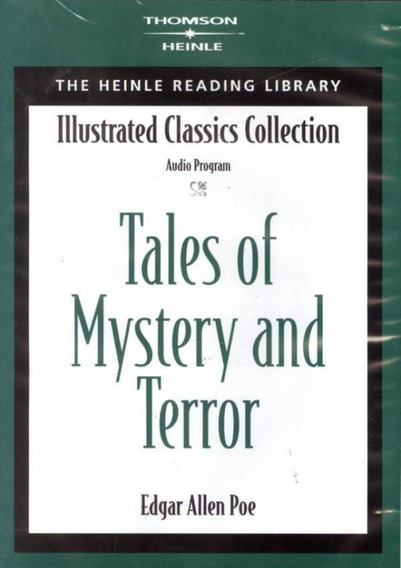 Tales Of Mystery And Terror Cd Audio (heinle Reading Libra