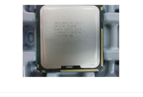 Intel Xeon E5620 2.40ghz Ml350 G6 Dl380 G7 T410 R710 Z600