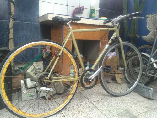 Imagen 1 de 10 de Bicicleta De Ruta Renault Made In Japan