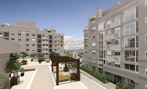 Apartamento A Venda No Bairro Ecoville Em Curitiba - Pr.  - A-1760-1
