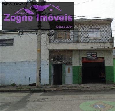 Casa Para Locação Em São Paulo, Parque Novo Mundo, 1 Dormitório, 1 Banheiro - 1111