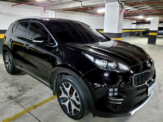 Kia Sportage 2017 2.0 Ex 4x2 16v Flex 4p Auto 30.000 Km