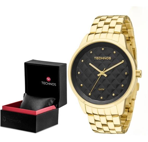Relógio Technos Fashion Trend Feminino 2035lwm/4p Original