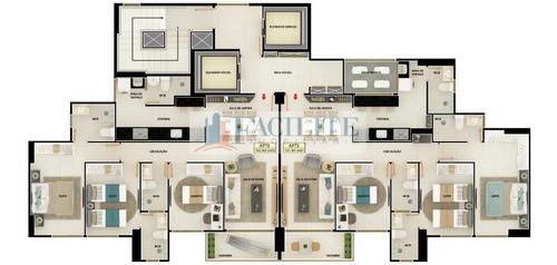 Apartamento Para Vender, Tambaú, João Pessoa, Pb - 22913-11591