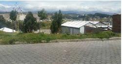 Terreno En Latacunga Zona Segura Tras La Empresa Induacero