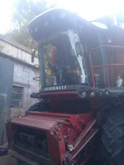 Vasalli 7500 Con Draper Piersantti 35 P. Doble Traccion