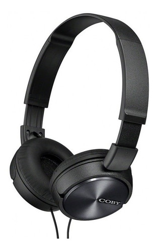 Audifono Con Microfono Coby, Alambrico, Compatible Con Dispo