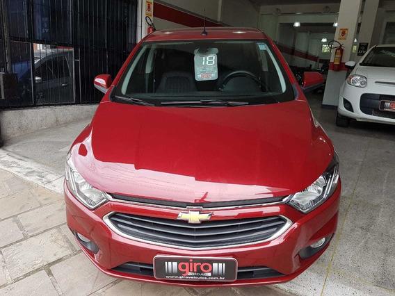 Chevrolet Onix 1.4 Ltz,ano 2018,na Garantia Com 8.000 Km.