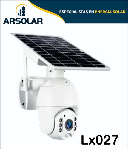 Cámaras De Seguridad Solar