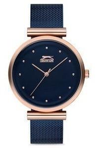 Reloj Slazenger Sugarfree 36mm Azul *jcvboutique*