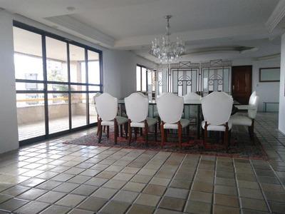 Apartamento Em Monteiro, Recife/pe De 650m² 7 Quartos À Venda Por R$ 1.500.000,00para Locação R$ 2.500,00/mes - Ap140614lr