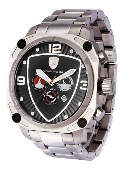 Relógio Masculino Lamborghini Lb90015663m Countach Original