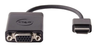 Adaptador Convertidor Hdmi A Vga Full Hd Original Dell