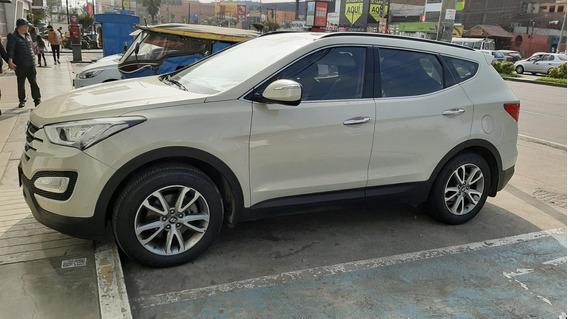Hyundai Santa Fe Modelo 2013