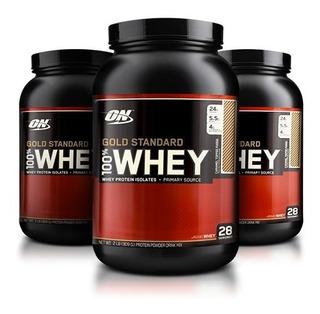 Whey Gold Standard 909g Optimum Nutrition - Frete Gratis!