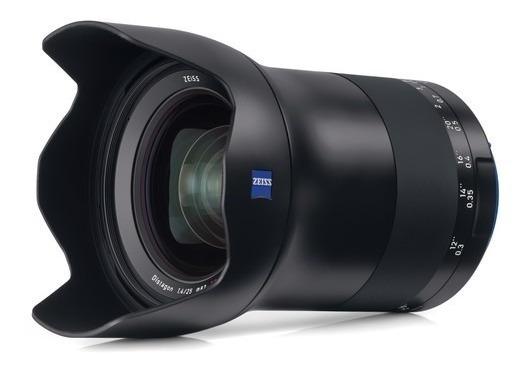 Zeiss Milvus 25mm F/1.4 Lente Para Canon Ef E Nikon F