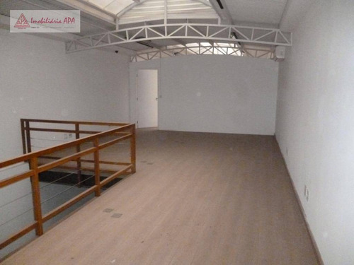 Loja À Venda, 289 M² Por R$ 4.000.000,00 - Santa Cecília - São Paulo/sp - Lo0046