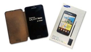 Celular Samsung Galaxy Note 1 Gt-n7000 (hay Que Resetearlo)