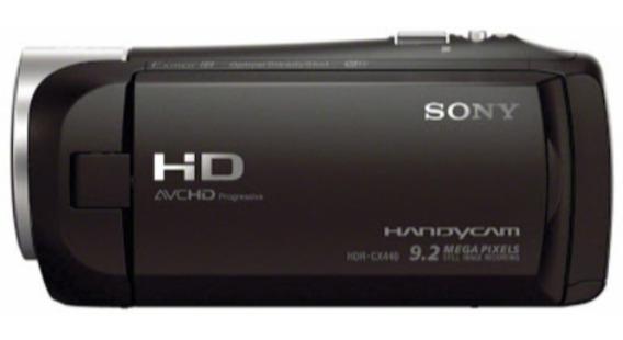 Filmadora Sony Cx 230