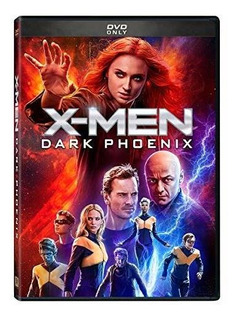 Dvd : X-men: Dark Phoenix