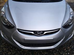 Hyundai Avante 2013 Lpi