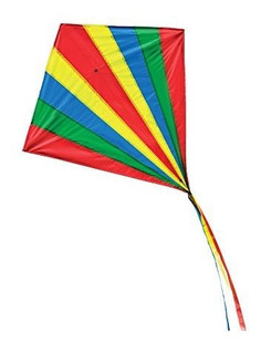 Melissa Y Doug Spectrum Diamond Kite Childrens