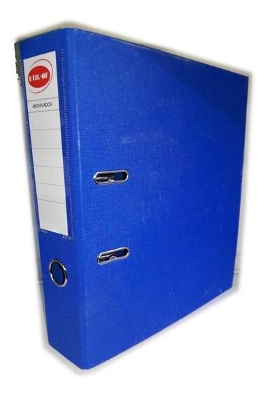 Bibliorato Forrado Oficio Reforzado Util Of X 2 Unidades