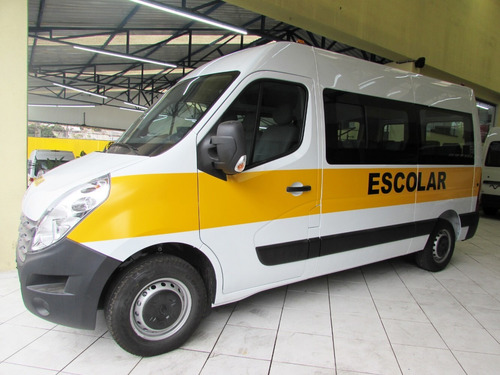 Renault Master Escolar Branca