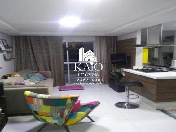 Apartamento Flex De 64m² Com 2 Dormitórios 1 Suite, Lazer Completo - Ap1120