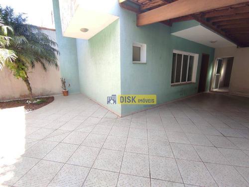 Imagem 1 de 26 de Sobrado Com 3 Dormitórios À Venda, 198 M² Por R$ 680.000,00 - Nova Petrópolis - São Bernardo Do Campo/sp - So0783