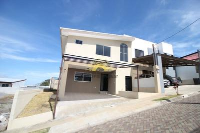 Casa En Condominio En Santo Domingo De Heredia (nhp-404)