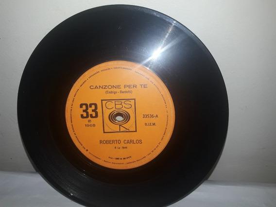 Compacto Roberto Carlos 1968 L