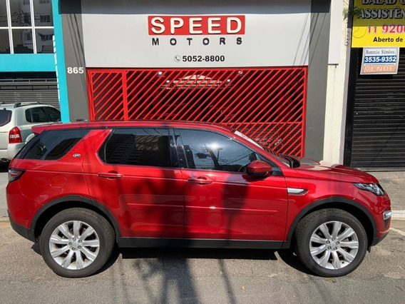 Land Rover Discovery Sport 2.0 Si4 Hse Luxury 7 Lugares