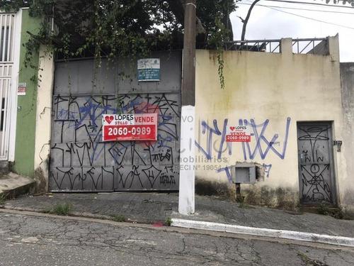 Galpao - Vila Macedopolis - Ref: 4712 - V-4712