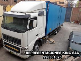Camion Volvo Tipo Furgon Bien Conservado