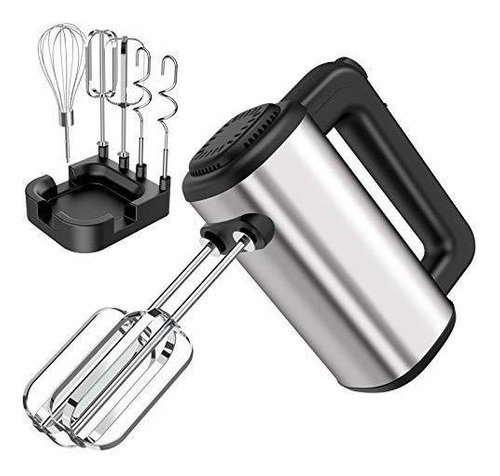 Hand Mixer Electric,senbowe Upgrade 250w 5-speed Electric H