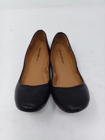 Zapato Ballerina Negra Mossimo Supply. La Segunda Bazar