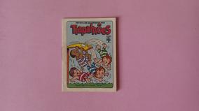 Mini Revista Original Danone Os Trapalhões Anos 80 Raro!!!