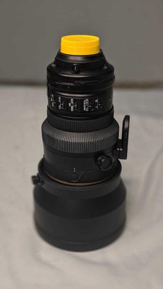 Lente Nikon 200mm 2.0 Vr Ii
