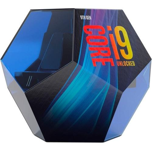 Processador Intel I9-9900k 16mb 3.6 - 5ghz Lga 1151