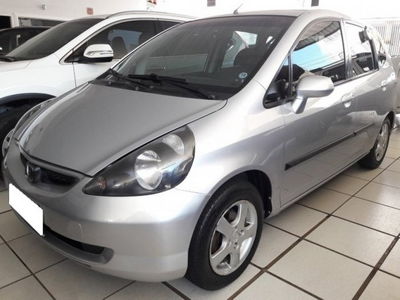 Honda Fit 1.4 Lx Prata 8v Gasolina 4p Manual 2004
