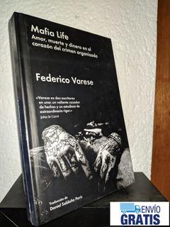 Mafia Life Federico Varese Envio Gratis M2