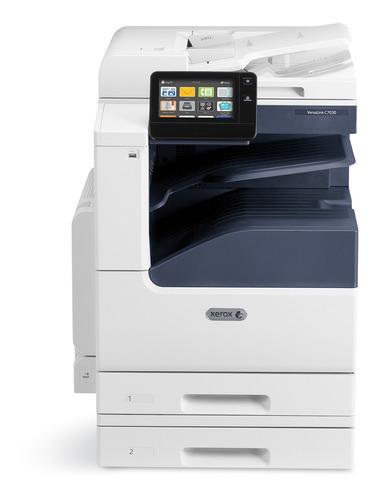 Xerox Impresora Multifuncion Color A3 C7025-gris
