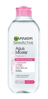 Agua Micelar Garnier Desmaquillante Skin Active X 400 Ml