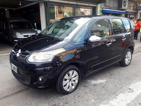 Citroën C3 Picasso 2014 1.6 Vti Exclusive Negro